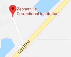 Zephyrhills Correctional Insution -- Florida Department of ... on